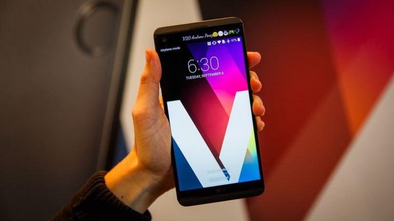 LG V20 fiyatı ucuzladı!