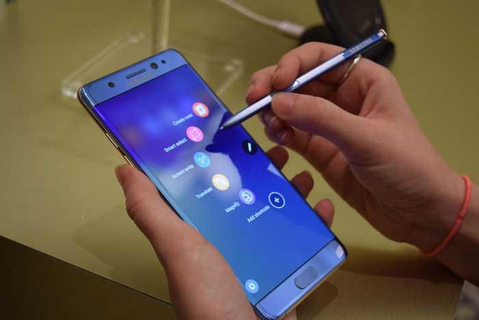 Galaxy Note 8 için Samsung'a ilginç teklif