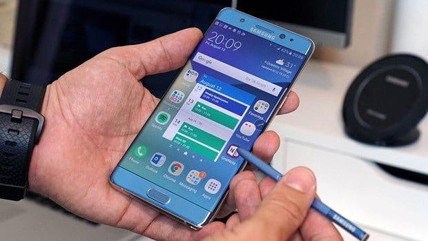 Galaxy Note 8 şimdiye kadarki en büyük ekrana sahip olacak