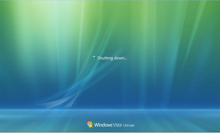Windows Vista için yolun sonuna gelindi