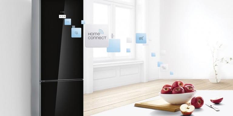 Bosch buzdolabınızı uzaktan yönetin