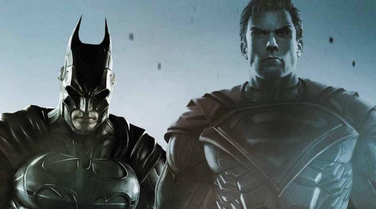 Injustice Gods Among Us filmi geliyor!