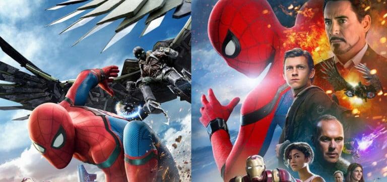Spider-Man Homecoming için yeni posterler yayınlandı