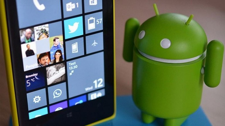 Aynı Telefonda Hem Windows Phone Hem Android