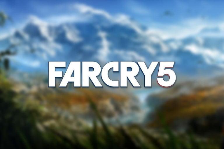 Far Cry 5 için ilk görsel ortaya çıktı!