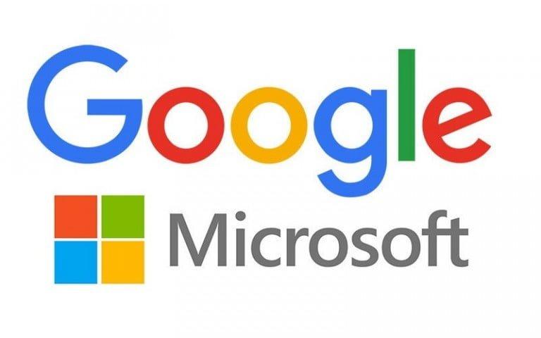 Google: Microsoft Bizi Taklit Ediyor