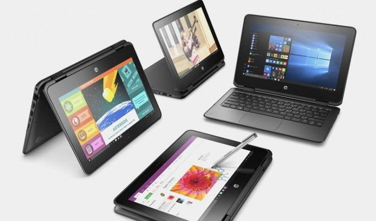 HP İlk Windows 10 S Laptopunu Duyurdu