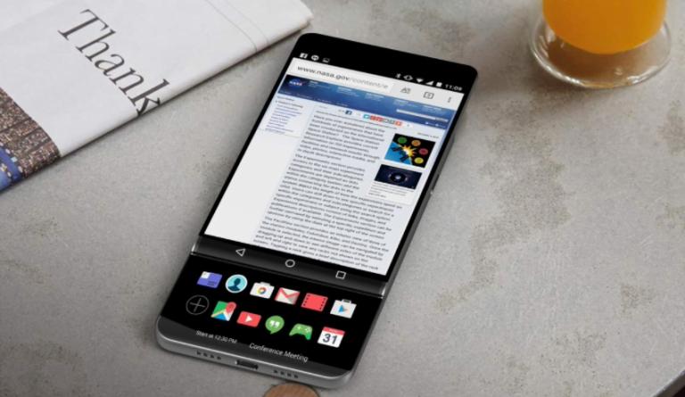 LG V30 böyle görünebilir!
