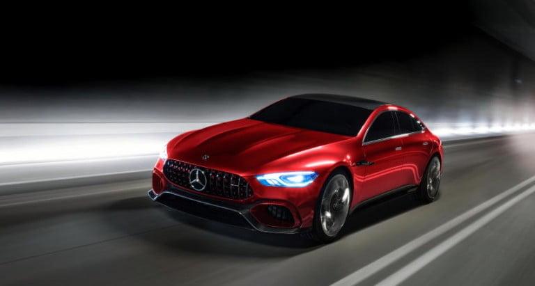 Mercedes'in AMG Serisi Linkin Park Gibi Ses Çıkaracak