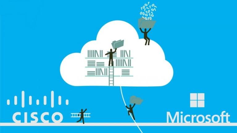 Cisco ve Microsoft IoT İçin Neler Yapıyor?