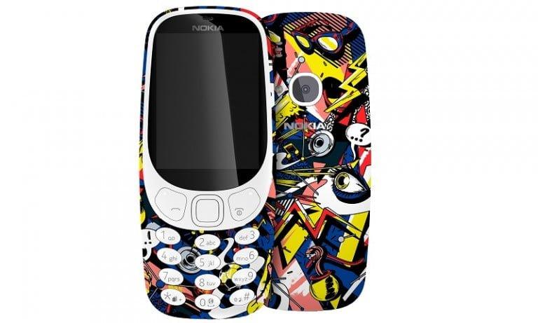 Nokia tutkunları kendi Nokia 3310 'unu tasarlıyor