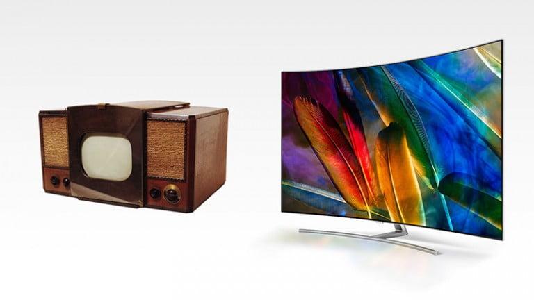 Televizyonların Evrimi