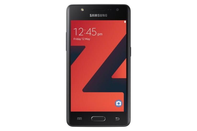 Samsung Z4 Resmen Tanıtıldı