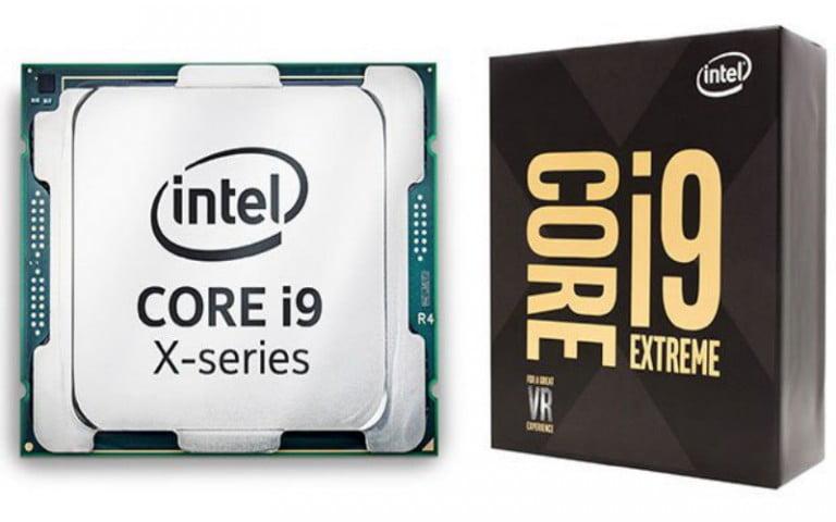 Intel Notebook'lar için Core i9 Hazırlığında