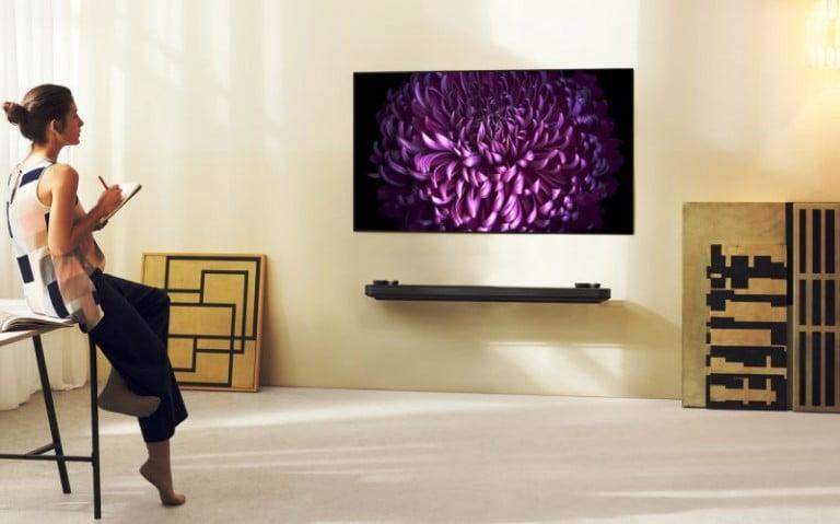 Lg W7 OLED TV : Sade ve Mükemmel