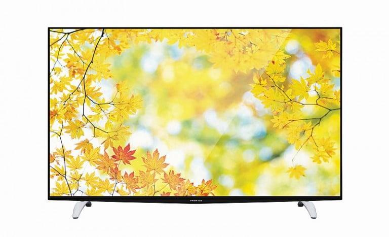 Profilo Smart TV ürün gamına  bir yenisini daha ekledi