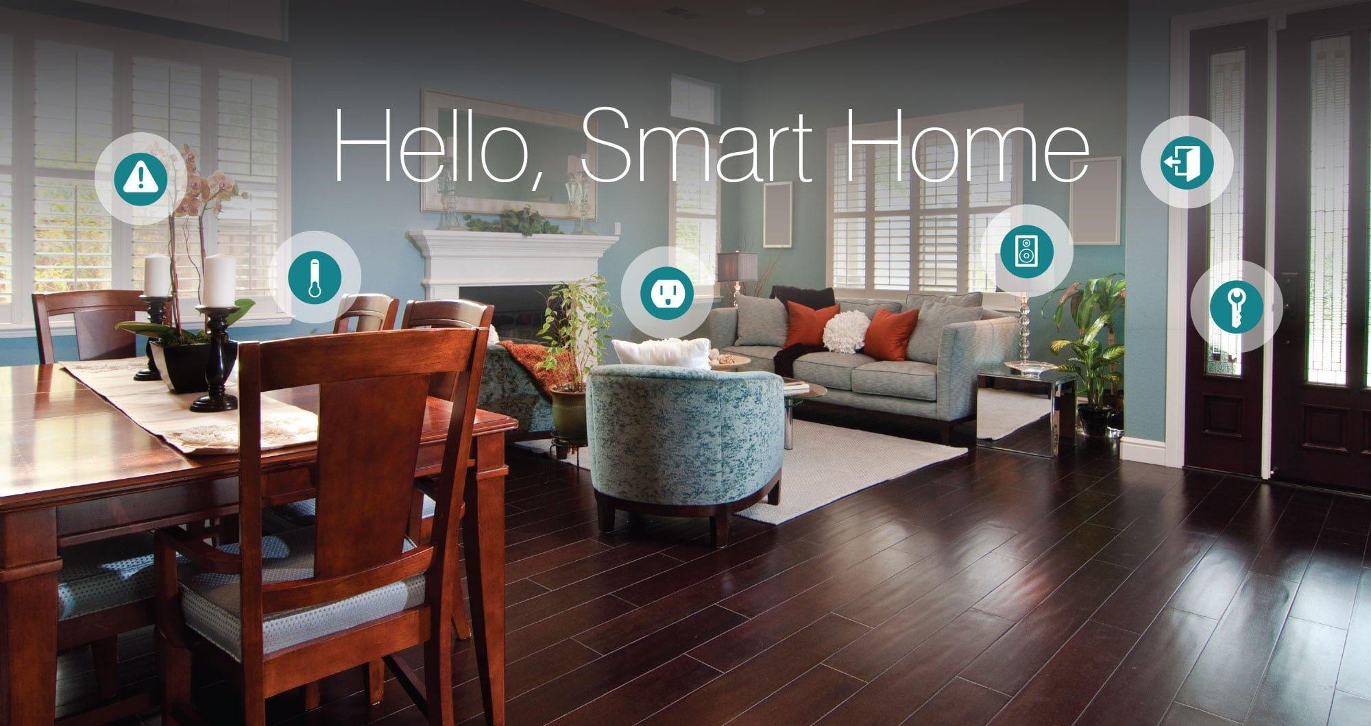 akıllı ev sistemleri 1