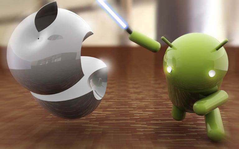 Apple, Android karşısında neden geriliyor?