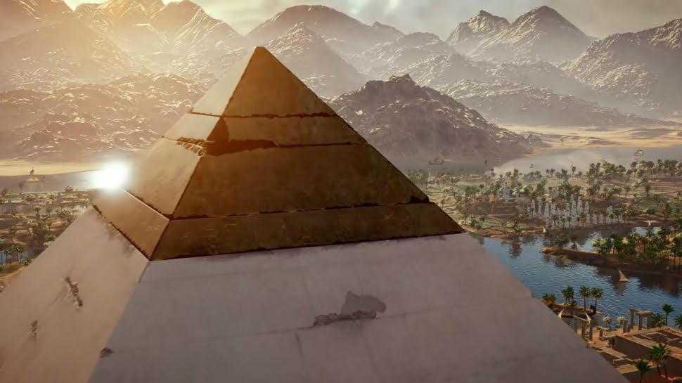 assassins origins pyramid ile ilgili görsel sonucu
