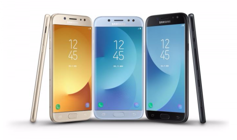 Galaxy J5 (2017) ve Galaxy J7 (2017) Resmen Tanıtıldı