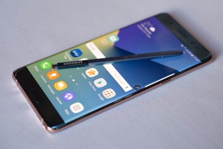 Galaxy Note 8 kamerası için sürpriz karar