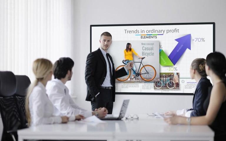 Panasonic interaktif beyaz tahta serisini piyasaya sürüyor