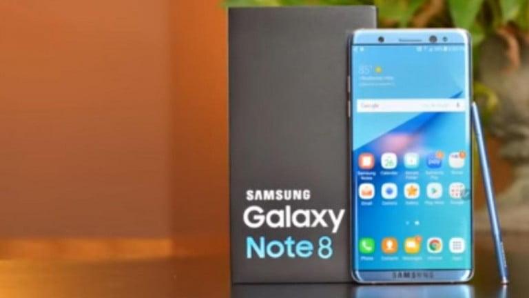 Galaxy Note 8 fiyatı ile dudak uçuklatıyor