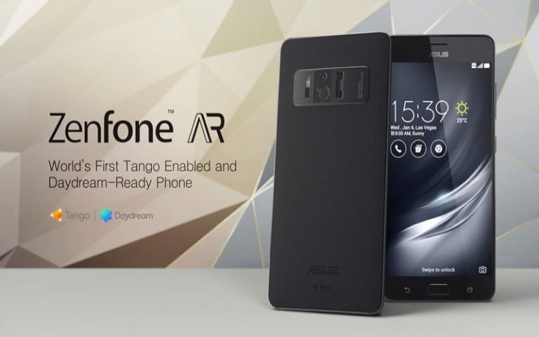 Asus ZenFone AR, 14 Haziran tarihinde piyasada olabilir