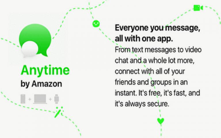 Amazon, sohbet uygulaması konusunda atılım yapmaya hazırlanıyor