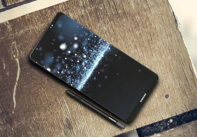 Galaxy Note 8'de Sızıntıların Ardı Arkası Kesilmiyor