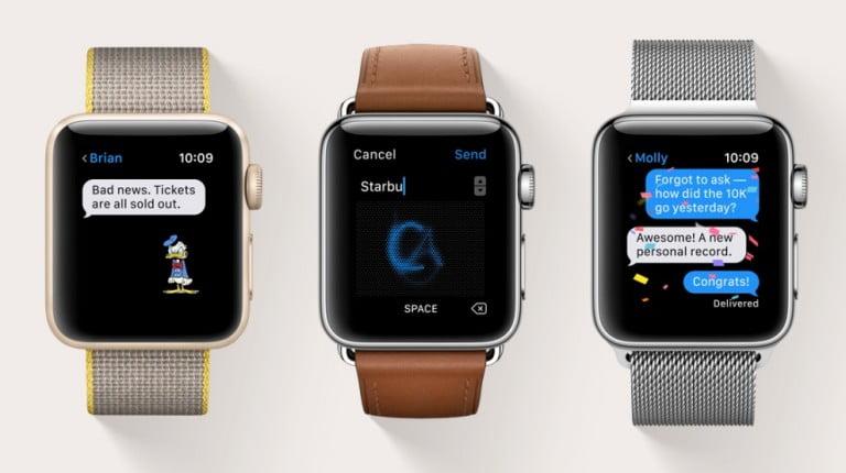 3. jenerasyon Apple Watch ne zaman geliyor?
