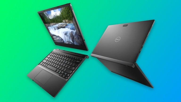 Dell, kablosuz şarj özellikli melez dizüstüsü ile geliyor