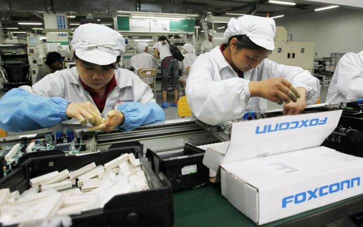 Foxconn, Amerika'ya taşınıyor!
