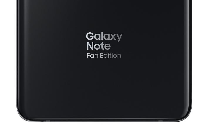 Galaxy Note Fan Edition tanıtıldı!