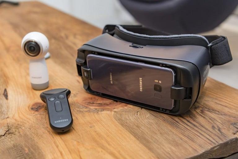 Samsung'dan Gear VR için önemli adım