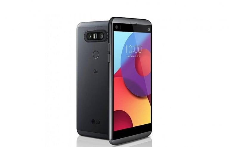 LG Q8 bu hafta satışa sunuluyor