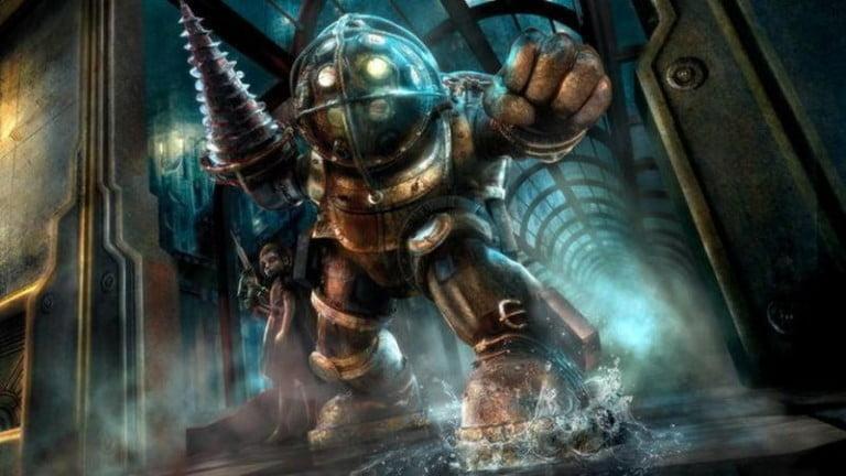 Bioshock 10. yılını bu muhteşem figür ile kutluyor