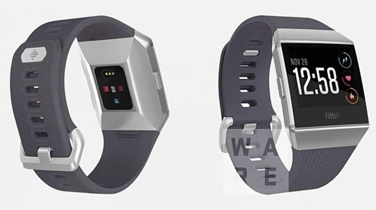 Fitbit'in Yeni Akıllı Saati Görüldü