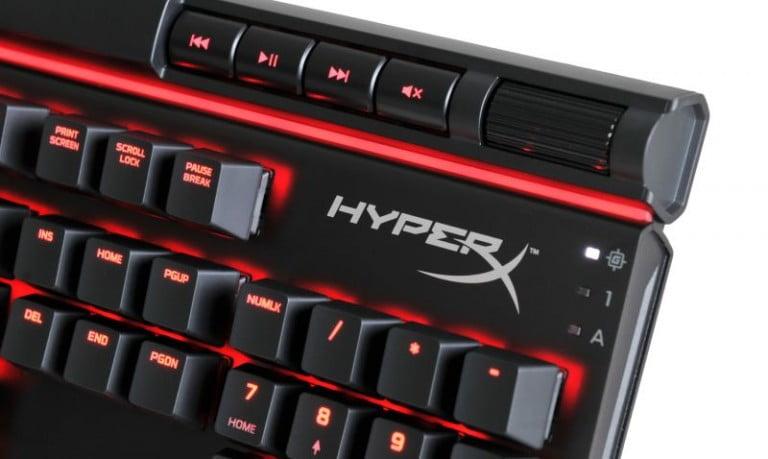HyperX Alloy Elite : eSpor profesyonelleri için geliştirildi