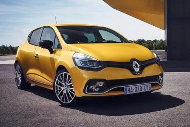 Renault 2018 Clio RS Fiyat ve Özellikleri