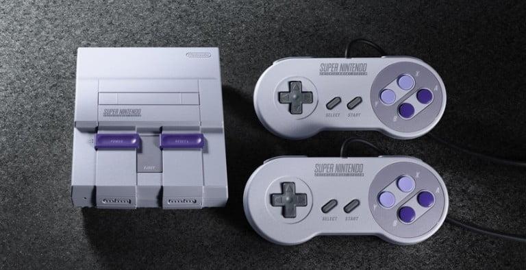 Nintendo SNES Classic, ön siparişe sunulur sunulmaz tükendi!