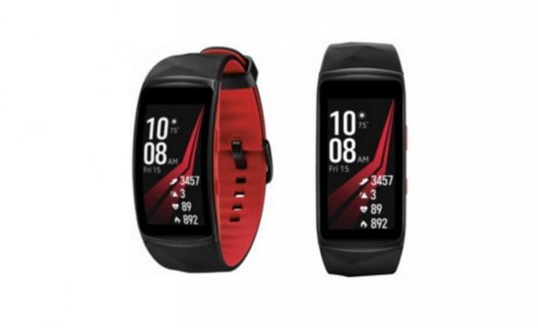 Samsung Gear Fit2 Pro Resmen Tanıtıldı