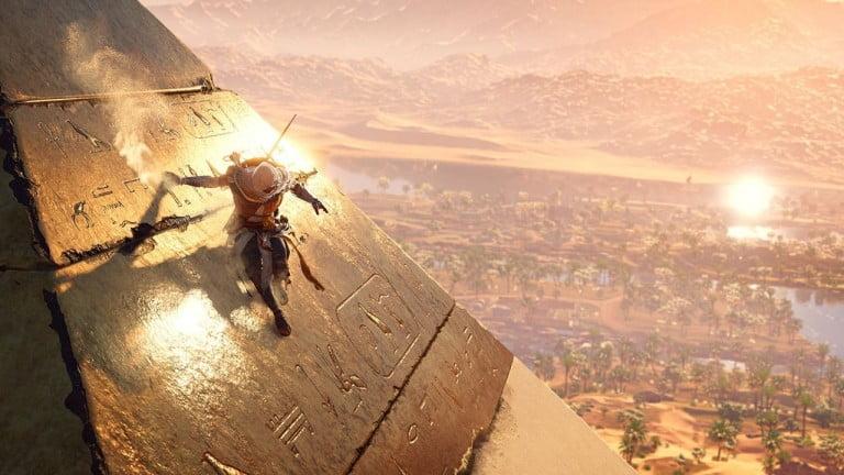 Assassin's Creed Origins haritası ortaya çıktı!