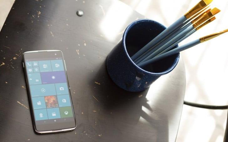 Alcatel, Windows 10'lu telefonu için servet istiyor!