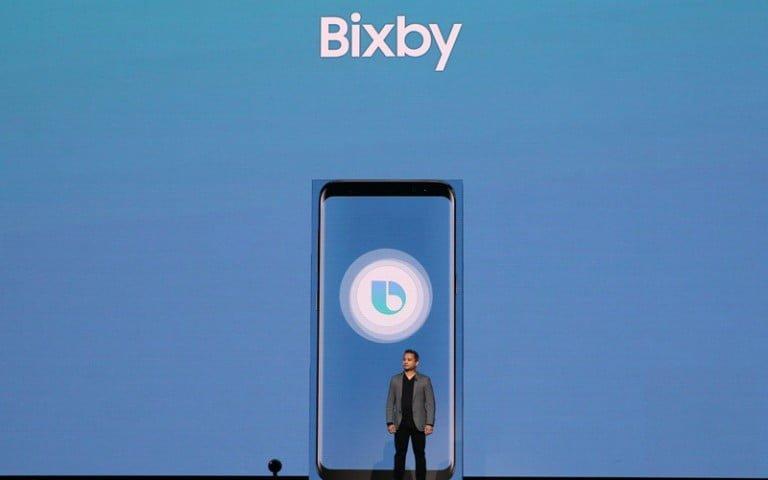 İş bulan sesli asistan Bixby