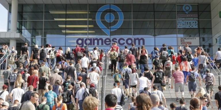 Bu sene ki Gamescom kaç kişiyi ağırladı?