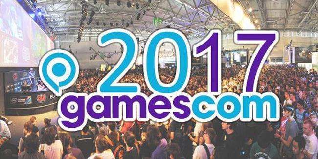 Bir bakışta Gamescom 2017!