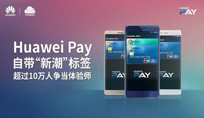 Huawei Pay'in Avrupa Yolculuğu Başlıyor