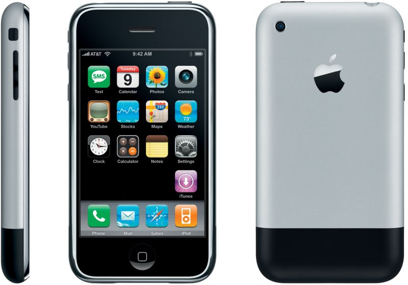 iPhone 8 2007 iPhone
