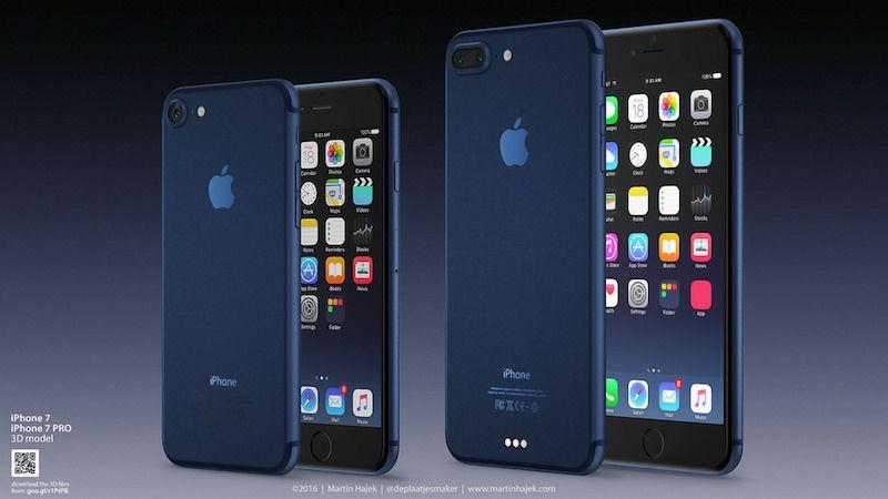 iPhone 8 2016 iPhone 7